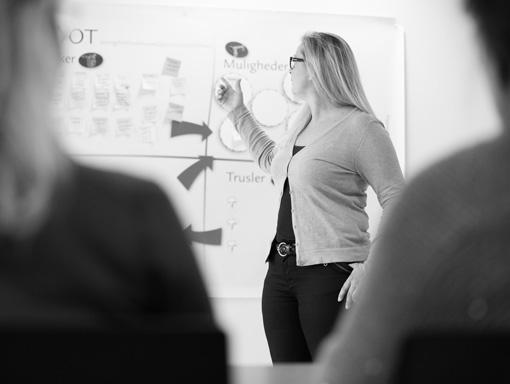 strategi i bestyrelsen